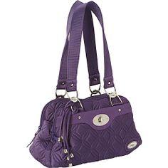 Donna Sharp Handbags Theresa Bag Sugar Plum Ebags