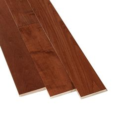 Harvest Maple Solid Hardwood - 3/4in. x 5in. - 100213503 | Floor and Decor