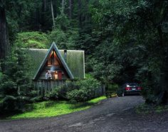 http://cabinporn.com/post/17637227731/a-frame-in-big-sur-ca-photo-by-tom-fowlks