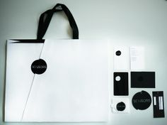 An identity redesign project for Scissorsa boutique fashion brand based in bangkok