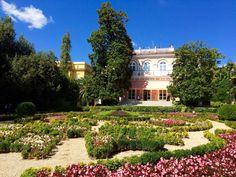 The Angiolina park - Villa Angiolina - Opatija, Croatia