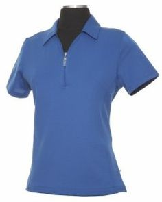 Callaway CGW126LBlaze Ladies Dry Solid Polo - Large by Callaway. $37.86. Stylish and flattering it doesn't look or feel like your typical polo.. Double Needle Hemmed Bottom with Side Vents.. 5.8 oz 95% Polyester / 5% Spandex Moisture Wicking Fabric.. 1/2 Zip with Callaway Signature Zipper Pull.. Self Fabric Collar and Open Sleeve.. Stylish and flattering it doesn't look or feel like your typical polo. 5.8 oz 95% Polyester / 5% Spandex Moisture Wicking Fabric. 1/2 Zip w...