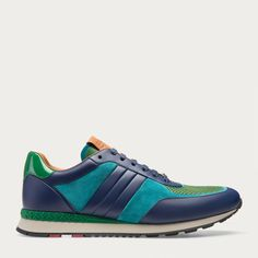 ASCAR. Shop the Ascar trainer from Bally. This designer fabric trainer offers a fresh and distinctive look for off-duty dressing with a smart finish.