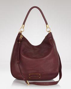 MARC BY MARC JACOBS Hobo -Too Hot To Handle - All Handbags - Handbags - Handbags - Bloomingdale's