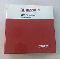 51 best tractor manuals images on pinterest tractor dutch rh pinterest com Hesston 1120 Haybine Parts Hesston 1120 Mower