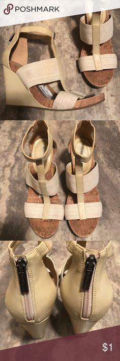 BCBGeneration Heels BCBGeneration Strappy Buckle Heels BCBGeneration Shoes Heels