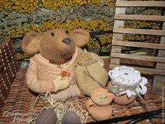 Купить Мышка-норушка - мышки, кухонная утварь, фигурки животных, сказочные персонажи, домик в деревне