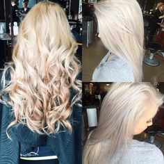 Ice Queen ❄️ #cosmetology #hair #hairstyle #blondescontest #blondehairdontcare #beforeandafter