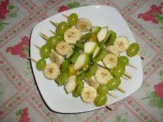 di spiedini di frutta non se ne hanno mai abbastanza  www.ortopertutti.it