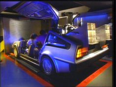 Back to the Future the ride. Remember ridin this as a kid everytime we went to universals!