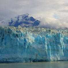 Hubbard Glacier The Places Youll Go, Places Ive Been, Places To Go, Glacier Bay Alaska, Hubbard Glacier, Mother Daughter Trip, Alaskan Cruise, The Mountains Are Calling, Alaska Travel