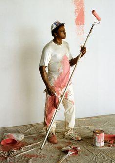 Duane Hanson House Painter I 1984/1988 © The Estate of Duane Hanson Courtesy of the Estate of Duane Hanson and Gagosian Gallery