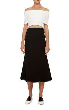 Beedee Midi Skirt by Ellery   Moda Operandi