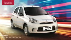Get a #SmartDriving experience with #MicraActive