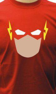 Camiseta The Flash Face