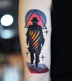 Amazing abstract tattoo - 60 Mind Blow Abstract Tattoos
