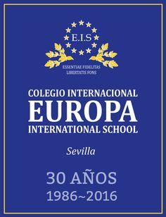 30 años: 1986~2016 www.europaschool.org