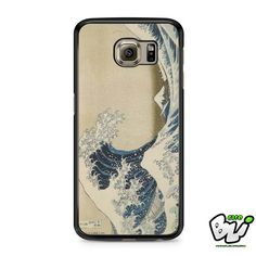 Hokusai The Great Wave Samsung Galaxy S6 Case