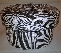 Oko zebry