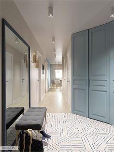 House Design, Townhouse Designs, House Interior, Home Room Design, House Entrance, Apartment Design, Home Entrance Decor, New York Apartment, Hallway Designs