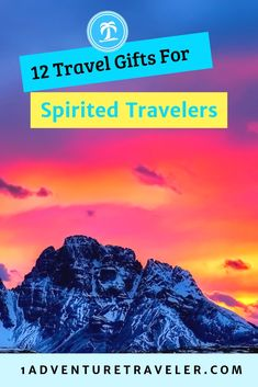 See my 12 Fantastic Travel Gifts for Spirited Travelers. Here are my favorite gifts that you should pack in your travel suitcase or give as a gift. Packing Tips For Travel, Travel Advice, Travel Essentials, Travel Guides, Packing Hacks, Vacation Packing, Travelling Tips, Travel News, 1 Advent