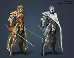High Elf Knight