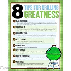 Grilling Tips-can never know to much for grilling.