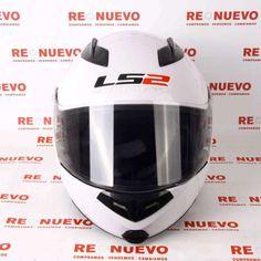 #Casco de moto #LS2 ECER 22 Talla XS E268622 de segunda mano | Tienda de Segunda Mano en Barcelona Re-Nuevo #segundamano