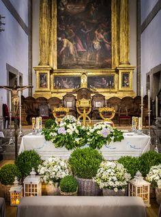 Iglesia de San Bernabé. www.mardeflores.com