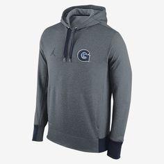 ef0a19dede6ab2 Jordan Practice Performance Fleece PO (Georgetown) Men s Training Hoodie.  Nike Store Georgetown Hoyas