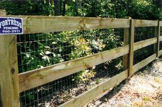 Fortress Fencing - Wire & Rail Fencing, Chapel Hill, Durham, Apex, Raleigh, Cary, Hillsborough, Carrboro