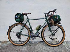 Touring Bicycles, Touring Bike, Surly Bike, Bike Focus, Bikepacking Bags, Commuter Bike, Cool Bicycles, Bike Design, Cycling Bikes