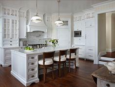Classic Coastal Kitchen