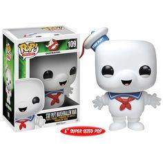 Movies Pop! Vinyl Figure Stay Puft Marshmallow Man [Ghostbusters] - Funko Pop! Vinyl