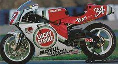 Suzuki rgv 500cc Schwantz