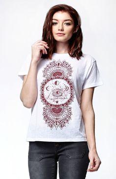 Starz Short Sleeve Crew T-Shirt