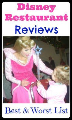 Disney Dining: Best And Worst Restaurant List Disney World Food, Disney World Vacation, Disney Vacations, Walt Disney World, Disney World Tips And Tricks, Disney Tips, Disney Love, Disney Magic, Disney Dining Tips