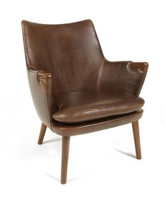 Hans Wegner Lounge Chair