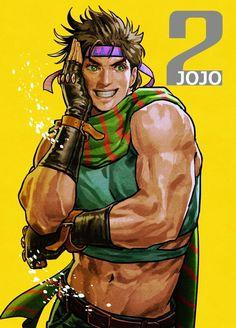 JoJo 2 - Joseph Joestar
