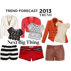 """""""Next Big Trend of 2013"""" by patmorr on Polyvore"""