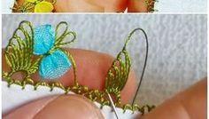 Süper Terlik Desenleri Kısa Listesi - Örgü dünyası Crochet Earrings, Jewelry, Jewlery, Jewerly, Schmuck, Jewels, Jewelery, Fine Jewelry, Jewel