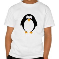 Cute Penguin Tee Shirt
