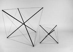 Bruno Munari, Tensostrutture, 1990 | MAI + t