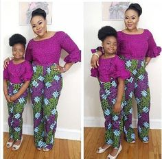 African Fashion, African Wedding African Art - classy, trendy African Fashion designs by the best African designers for African fashion, African weddings, etc. Baby African Clothes, African Dresses For Kids, Latest African Fashion Dresses, African Print Fashion, African Kids, African Attire, African Wear, Kitenge, African Print Jumpsuit