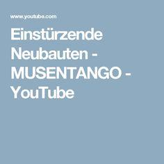 Einstürzende Neubauten - MUSENTANGO - YouTube