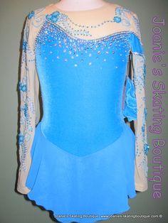 1000 Images About Figure Skating Dresses On Pinterest
