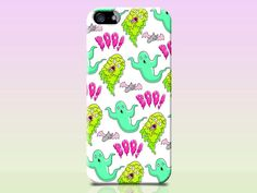 HALLOWEEN iPhone case, spooky iphone 5c case, cool case, funny cell case, colourful pattern iPhone case, colourful illustrated iPhone case by TheSmallPrintCases on Etsy https://www.etsy.com/listing/202166440/halloween-iphone-case-spooky-iphone-5c
