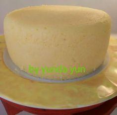 By Yunda Yun     Resep cake LIMAU :     5 telur   175 gram gula halus   1sdt sp   125 gram terigu   100 gram mentega cairkan   2 sdm pe...