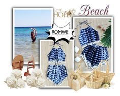 """""""Beach"""" by colee85 ❤ liked on Polyvore featuring Gap and Vie Active"""