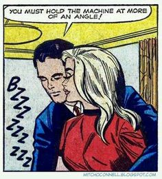 Mitch O& Sex in Comics! The top 100 strangest, suggestive and steamy vintage comic book panels of all time! Vintage Pop Art, Vintage Comic Books, Vintage Comics, Comic Books Art, Comic Art, Old Comics, Comics Girls, Funny Comics, Creepy Comics